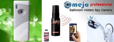 Bathroom Spy Cam by Omejo Bathroom Spy Camera Bathroom Hidden Camera