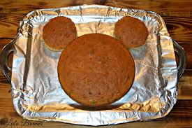 cake diy simple diy mickey mouse cake experiencing parenthood