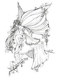 leaf fairy line art by uglitry on deviantart fairies