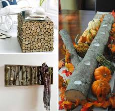 home design diy 40 diy log ideas take rustic decor to your home amazing diy