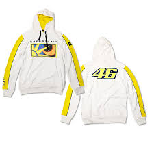 vr46 valentino sun and moon hoodie white clearance