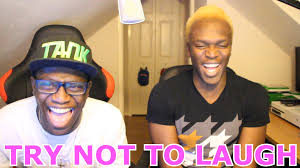 Challenge Comedyshortsgamer Try Not To Laugh Challenge With My Bro