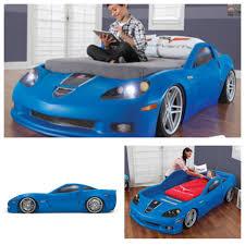blue corvette bed car bed voor kinderen car bed room and bedrooms