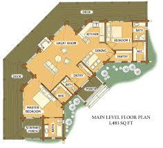 log cabin floor plansluxury house plans free luxury homes
