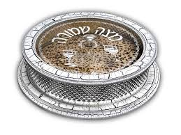 matzah holder matzah holder wood and silver plated white the judaica place