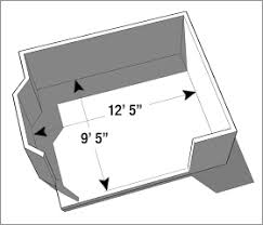 how to measure the square footage of a house layouts square feet living area flatiron realty
