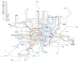 Valley Metro Light Rail Map by Bricoleurbanism Shanghai U0027s Metro And London U0027s Tube Head To Head