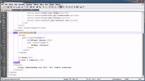 php tutorials register u0026 login part 2 template overview youtube