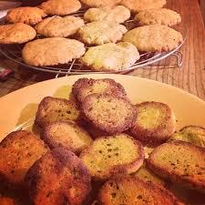 patate douce cuisine sablés patate douce et coriandre cuisine de mémé moniqcuisine de