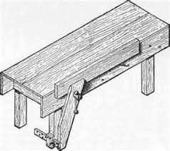 diy woodworking bench vise plans download adjustable height