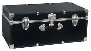 storage trunks footlockers trunks with wheels