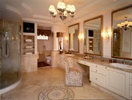 Travertine Bathroom Ideas Luxury Master Bathroom Design Durango Stone Artistic Master
