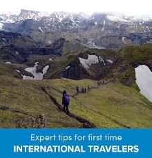 the best international travel tips for time travelers go