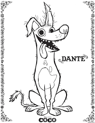 disney pixar coco coloring and activity sheets free download