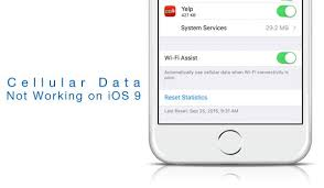 cellular data not working cellular data not working on ios 9 fix cydia ios 9