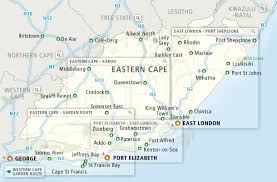 j bay south africa map eastern cape travel south africa provinces tourism