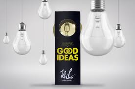 good ideas x self promotion student project on packaging of the