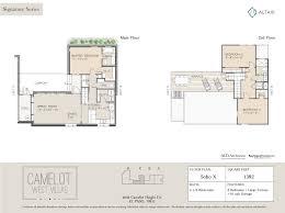 kensington square floor plan floor plans camelot west villas