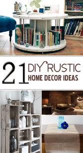 rustic home interior design ideas diy rustic home decor ideas