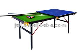 collapsible ping pong table multifunction mini folding table tennis table single folding ping