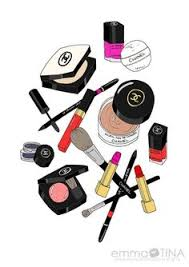 cartoon makeup items mugeek vidalondon