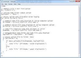 cara membuat form upload file dengan php php hosting tips dan trik membuat multiple upload file dengan php
