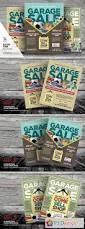 garage sale flyer templates 409703 free download photoshop
