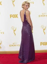 claire danes in chained prada at the emmys beautiful or budget