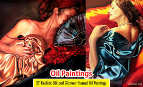 themed paintings realistic silk themed paintings by kathrin longhurst