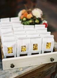 Garretts Popcorn Wedding Favors by Things And Curiosities Our Wedding The Details