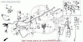 honda mt250 wiring diagram with template 40511 linkinx com