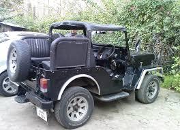 mahindra thar modified to wrangler classic modified