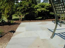 Dry Laid Bluestone Patio by Naturescapes Landscaping Portfolio Gallery