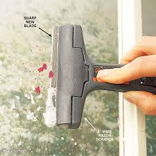 what to use to clean shower glass doors how to wash windows family handyman
