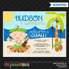 boys first birthday luau ideas baby luau boy birthday party