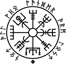 vegvisir not all who wander are lost eve ry day o cult chure