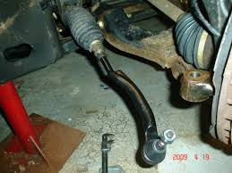 tie rod replacement how to chevy trailblazer trailblazer ss and