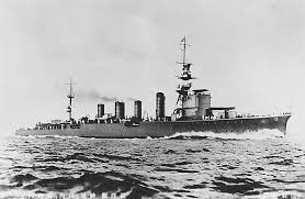 Japanese cruiser Jintsū