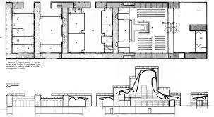 image result for bagsvaerd church blueprint bagsvaerd church