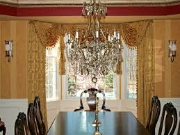 crystal chandeliers for traditional dining rooms crystal