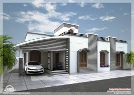 kerala home design single floor plans 27 single level home exterior design ideas single story modern