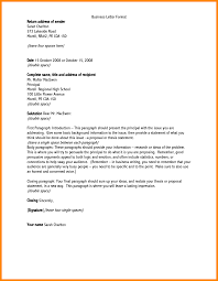 business letter format spacing guidelines 5 how to address a business letter resumed