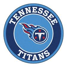Football Rugs For Kids Rooms by Roundel Mat Tennessee Titans Titan Logo Tennessee Titans And