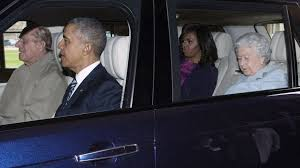 prince philip drives queen elizabeth the obamas photo time com