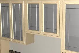 Changing Kitchen Cabinet Doors Ideas Diy Changing Solid Cabinet Doors To Glass Inserts Doors Ikea