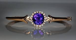 amethyst rings vintage images Antique amethyst jewelry siberian amethyst bangle antique jpg