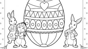 peter rabbit coloring pages inspire color images
