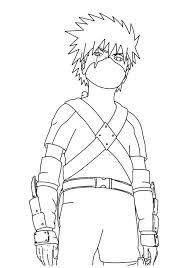 naruto coloring pages uchiha sasuke coloringstar