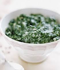 creamed spinach recipe epicurious