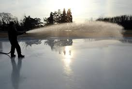 How To Make A Skating Rink In Your Backyard Backyard Ice Rink